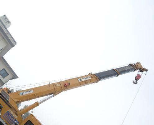 Tadano TR-500M Crane