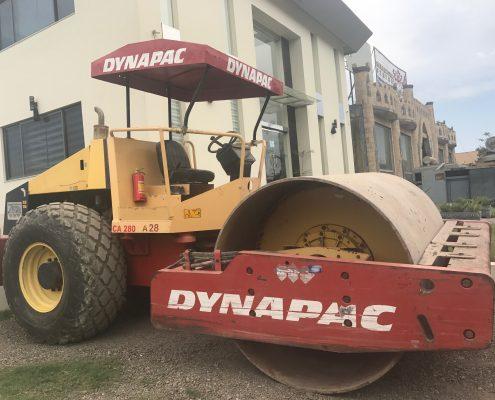 Dyanapac Roller CA280D