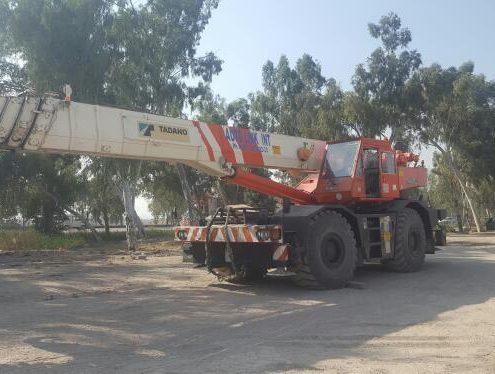 Tadano 60t TR600XL Crane