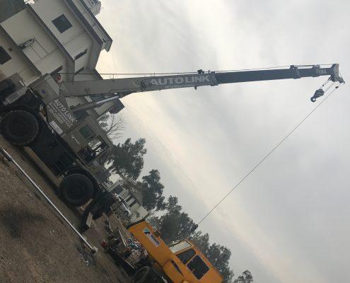 Tadano 25t RT Crane