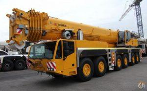 200 ton crane