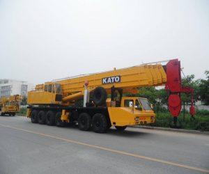 120 ton crane
